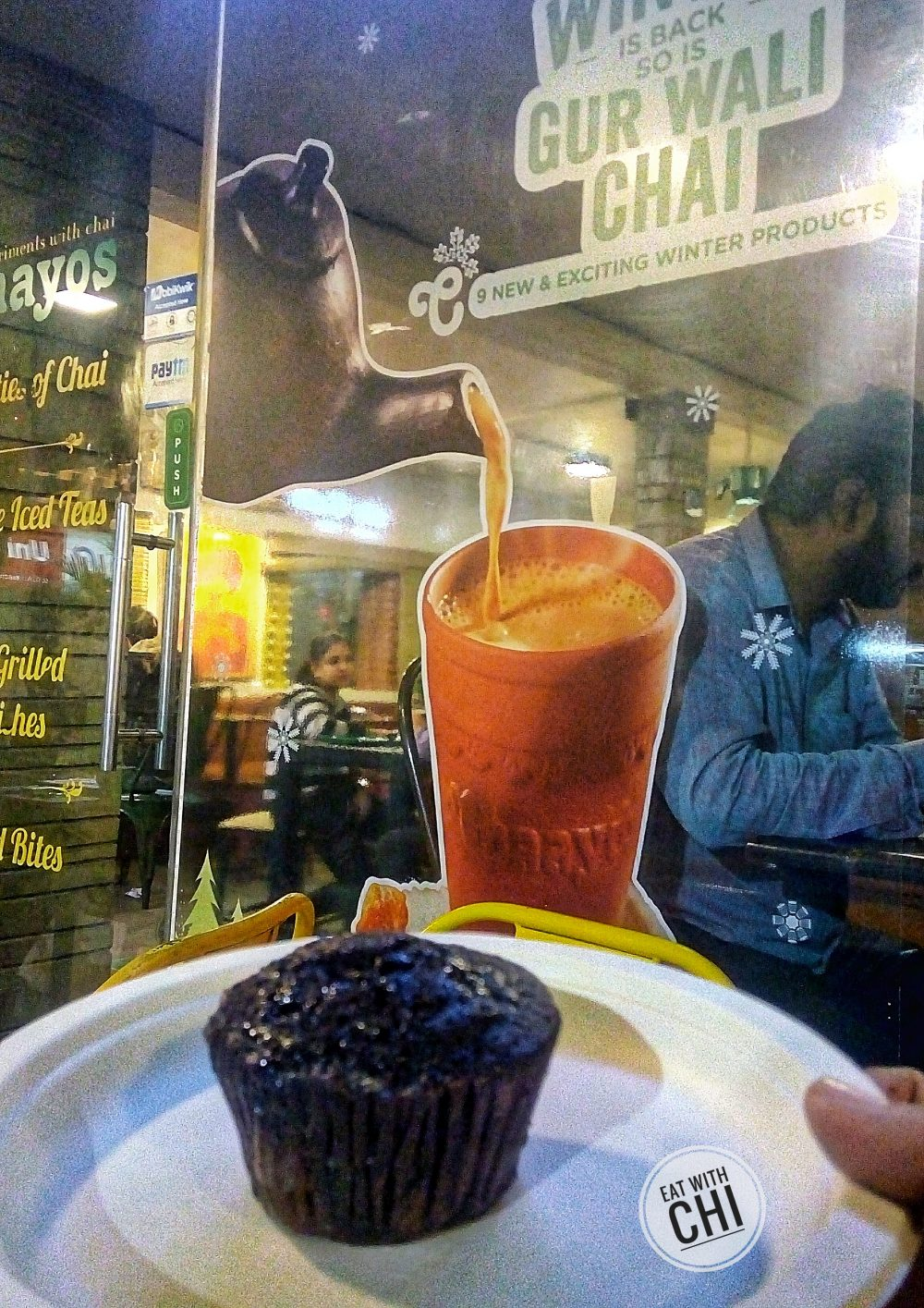 Chaayos- Lot more than Tea
