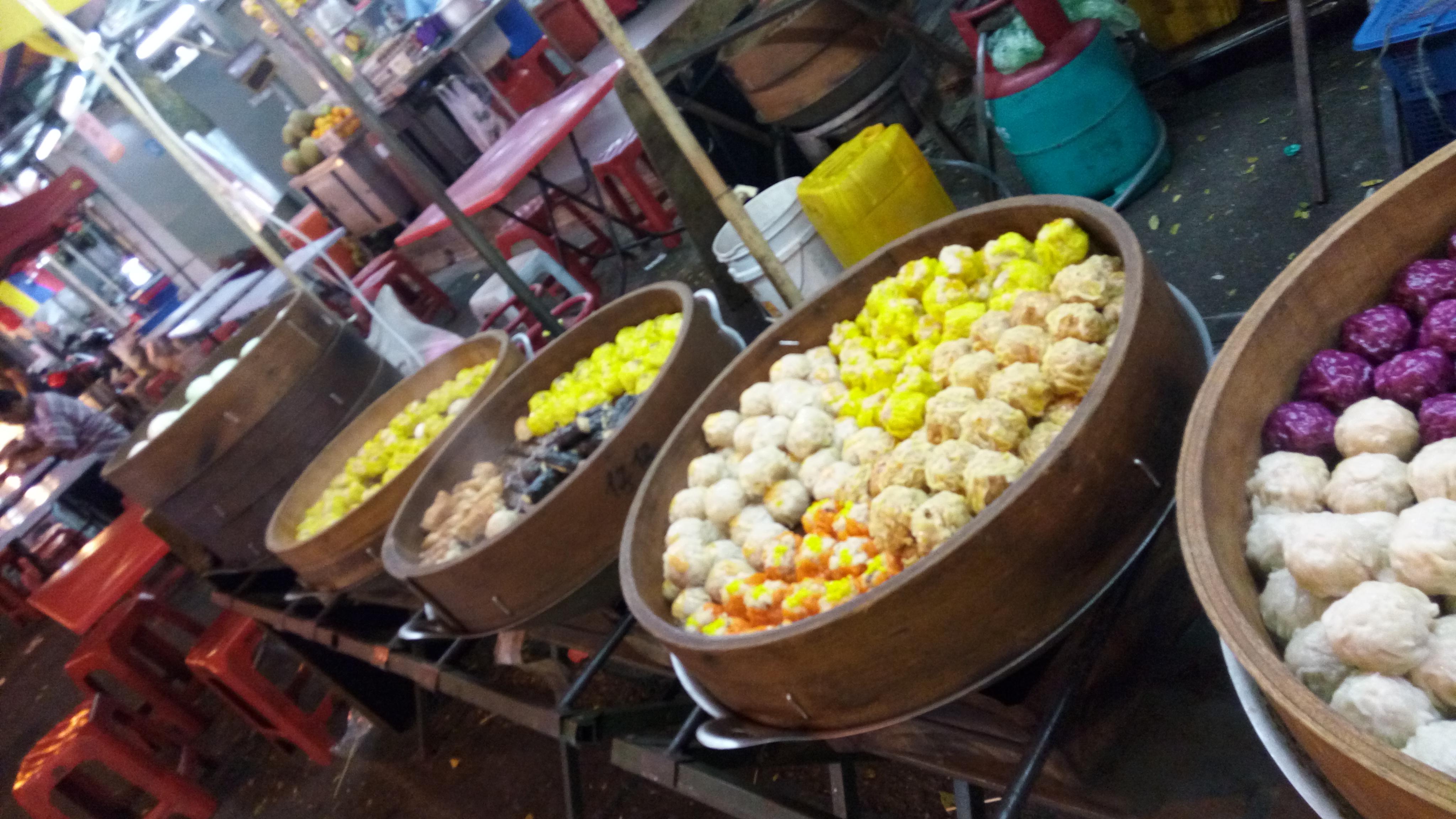 What to eat in Kuala Lumpur, Malaysia